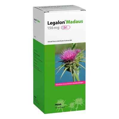 Legalon 156 mg Madaus Hartkapseln  bei juvalis.de bestellen