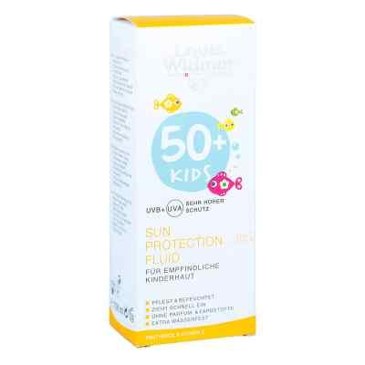 Widmer Kids Sun Protection Fluid 50+ unparfümiert  bei juvalis.de bestellen