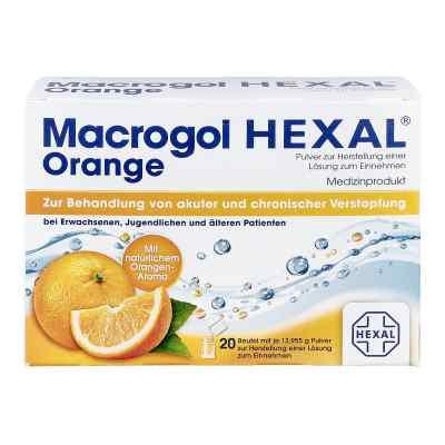 Macrogol Hexal Orange Plv.z.her.e.lsg.z.einn.btl.  bei juvalis.de bestellen