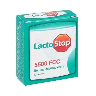 Lactostop 5.500 Fcc Tabletten Klickspender  bei juvalis.de bestellen