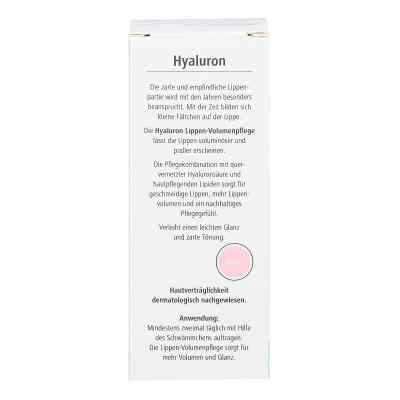 Hyaluron Lippen-volumenpflege Balsam  bei juvalis.de bestellen