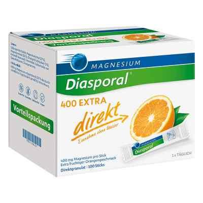 Magnesium Diasporal 400 Extra direkt Granulat  bei juvalis.de bestellen