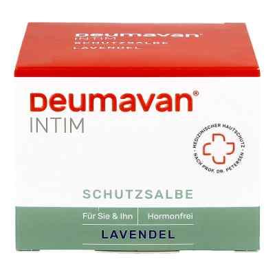 Deumavan Schutzsalbe mit Lavendel Dose  bei juvalis.de bestellen