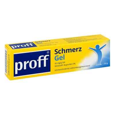 Proff Schmerzgel 50mg/g  bei juvalis.de bestellen