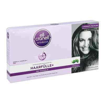 Ell-cranell Haarfülle+ für Frauen Kapseln  bei juvalis.de bestellen