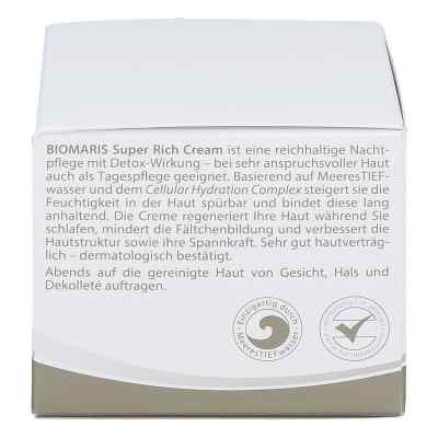 Biomaris super rich cream ohne Parfum  bei juvalis.de bestellen