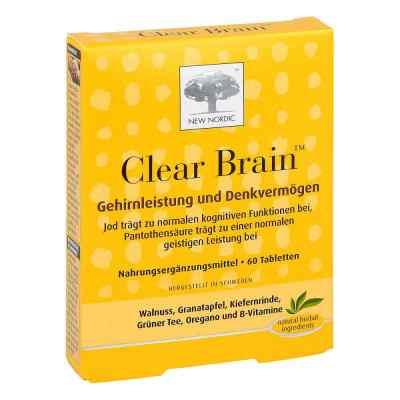 Clear Brain Tabletten  bei juvalis.de bestellen