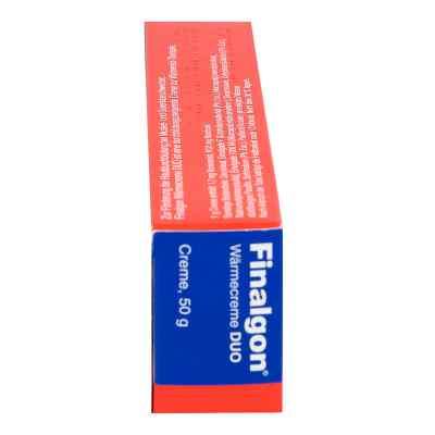 Finalgon Wärmecreme DUO 50 g bei Rückenschmerzen  bei juvalis.de bestellen