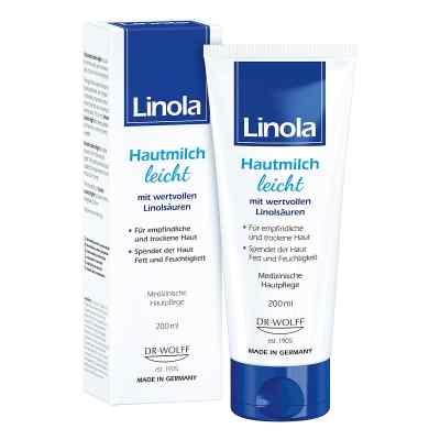 Linola Hautmilch leicht  bei juvalis.de bestellen