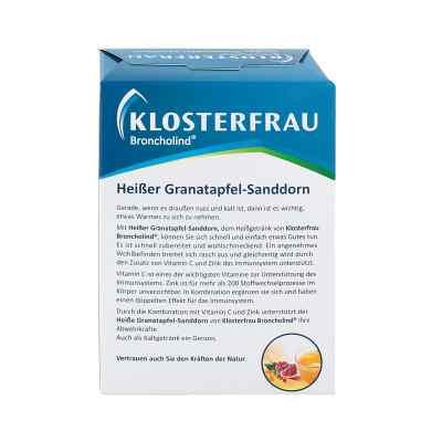 Klosterfrau Broncholind Heisser Granatapfel-sandd.  bei juvalis.de bestellen