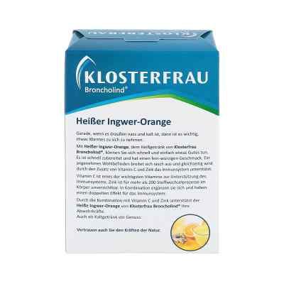 Klosterfrau Broncholind Ingwer-orange Granulat  bei juvalis.de bestellen