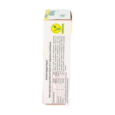 Veggie Depot Vitamin B12+magnesium+folsäure Tabletten  bei juvalis.de bestellen