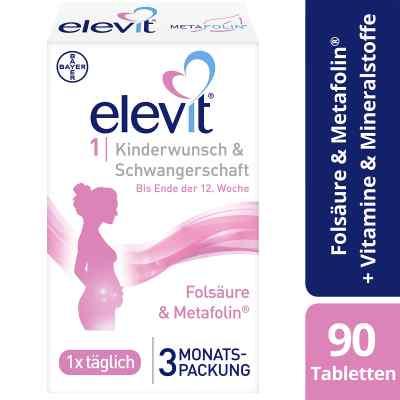 Elevit 1 Kinderwunsch & Schwangerschaft Tabletten  bei juvalis.de bestellen