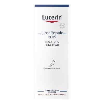 Eucerin Urearepair Plus Fusscreme 10%  bei juvalis.de bestellen