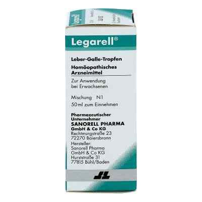 Legarell Tropfen  bei juvalis.de bestellen