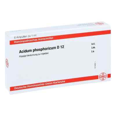 Acidum Phosphoricum D 12 Ampullen  bei juvalis.de bestellen