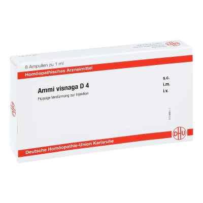 Ammi Visnaga D 4 Ampullen  bei juvalis.de bestellen