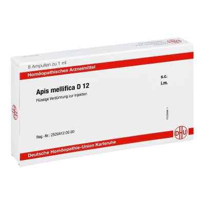 Apis Mellifica D 12 Ampullen  bei juvalis.de bestellen