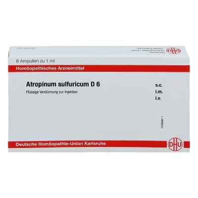 Atropinum Sulfuricum D 6 Ampullen  bei juvalis.de bestellen