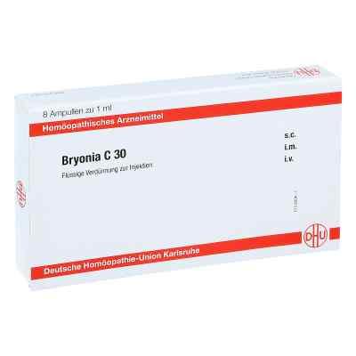 Bryonia C 30 Ampullen  bei juvalis.de bestellen