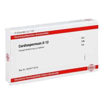 Cardiospermum D 12 Ampullen  bei juvalis.de bestellen