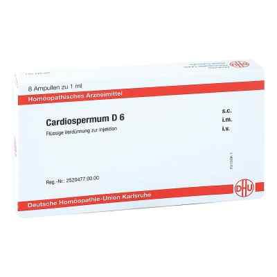 Cardiospermum D 6 Ampullen  bei juvalis.de bestellen