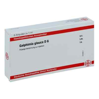 Galphimia Glauca D 6 Ampullen  bei juvalis.de bestellen