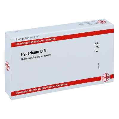 Hypericum D 6 Ampullen  bei juvalis.de bestellen