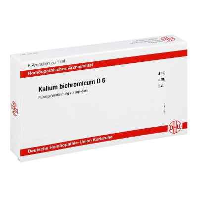 Kalium Bichromicum D 6 Ampullen  bei juvalis.de bestellen