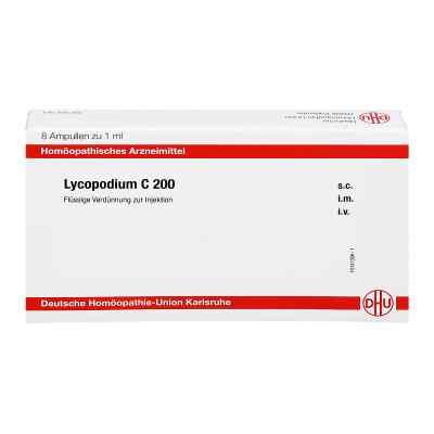 Lycopodium C 200 Ampullen  bei juvalis.de bestellen