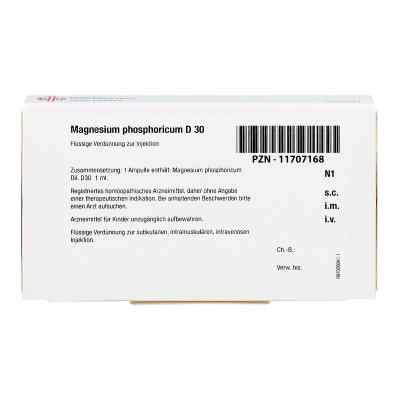 Magnesium Phosphoricum D 30 Ampullen  bei juvalis.de bestellen
