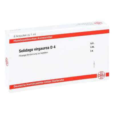 Solidago Virgaurea D 4 Ampullen  bei juvalis.de bestellen