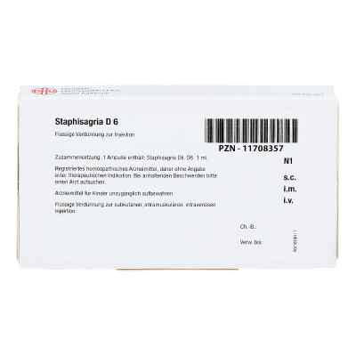 Staphisagria D 6 Ampullen  bei juvalis.de bestellen