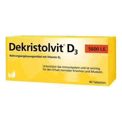 Dekristolvit D3 5.600 I.e. Tabletten  bei juvalis.de bestellen