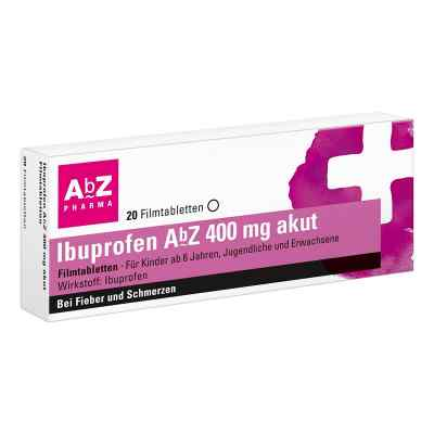 Ibuprofen AbZ 400mg akut  bei juvalis.de bestellen