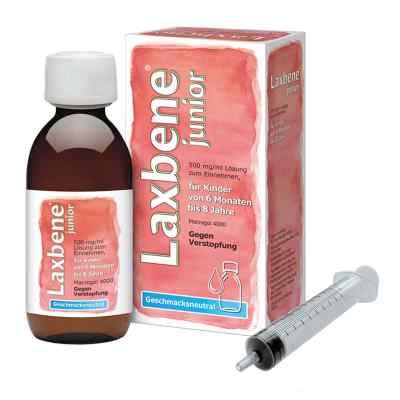 Laxbene junior 500 mg/ml Lösung zur, zum Einn.Kdr.6M-8J  bei juvalis.de bestellen