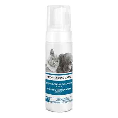Frontline Pet Care reinigender Schaum 2in1 veterinär  bei juvalis.de bestellen
