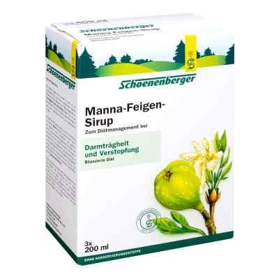 Manna Feigen Sirup Schoenenberger  bei juvalis.de bestellen