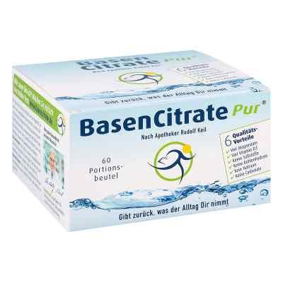 Basen Citrate Pur nach Apotheker Rudolf Keil Beutel  bei juvalis.de bestellen