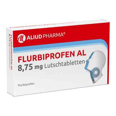 Flurbiprofen Al 8,75 mg Lutschtabletten  bei juvalis.de bestellen