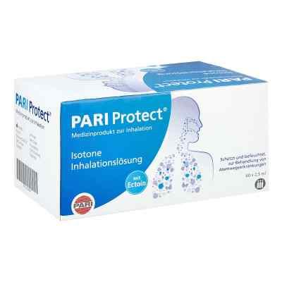 Pari Protect Inhalationslösung mit Ectoin Ampullen  bei juvalis.de bestellen