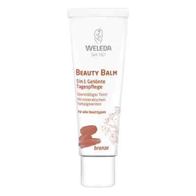 Weleda Beauty Balm 5in1 getönte Tagespflege bronze  bei juvalis.de bestellen