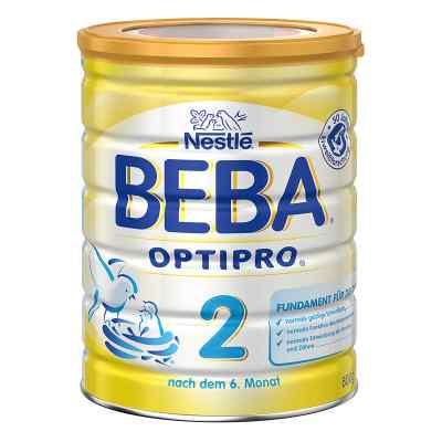 Nestle Beba Optipro 2 Pulver  bei juvalis.de bestellen