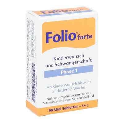 Folio 1 forte Filmtabletten  bei juvalis.de bestellen