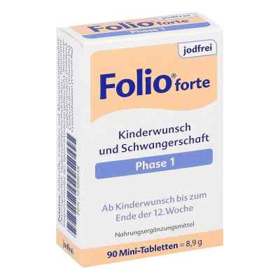 Folio 1 forte jodfrei Filmtabletten  bei juvalis.de bestellen
