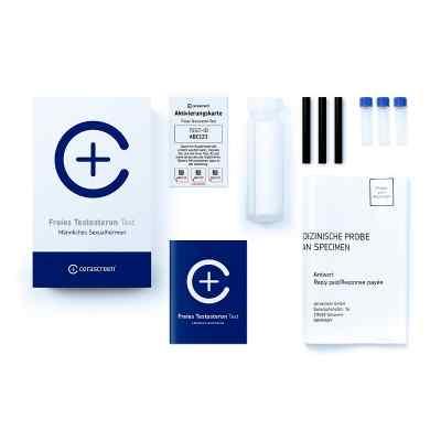 Cerascreen Testosteron Testkit  bei juvalis.de bestellen