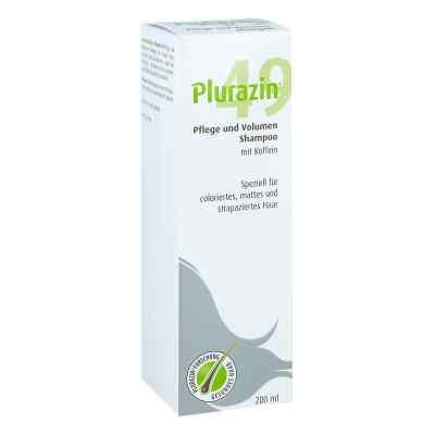 Plurazin 49 Pflege+volumen Shampoo  bei juvalis.de bestellen