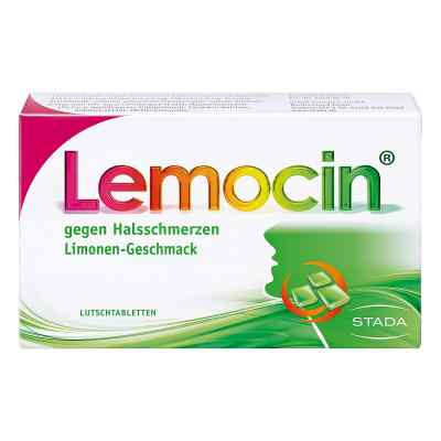Lemocin gegen Halsschmerzen  bei juvalis.de bestellen
