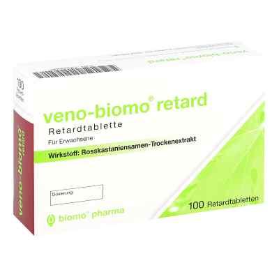 Veno-biomo retard Retardtabletten  bei juvalis.de bestellen