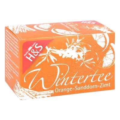 H&s Wintertee Orange-sanddorn-zimt Filterbeutel  bei juvalis.de bestellen